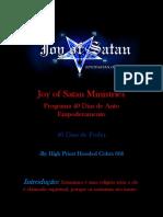 40 Dias de Meditação de Poder Alegria de Satan