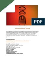 Conteúdo Nutrição Ortomolecular Funcional