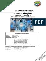 EmpTech - Q1_Mod9_Online Platform for ICT Content Development