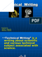 Part 2 Technical Writing