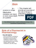 Pharmacology Quick Test