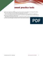 SA Prac Test Intro