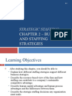 Chapter 2 Business and Staffing Strategies