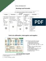 1. Workshop Personal Information Sena