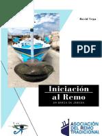 Manual de iniciación al remo en barca de jábega