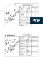 R1-3.5t JDS Series Mechanical Transmission Gearbox