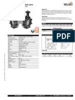 3-way valve - Belimo - F7100HD_PRBUP-3-T
