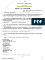 13 1 Lei nº 5.553_1968 - Apresentação e uso de documentos de identificação pessoal