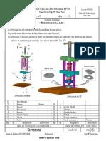 Devoir de Synthèse N°3 - Technologie - 1ère AS  (2007-2008)  Mme Toumi Imen Système Sertisseuse