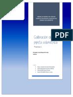 Practica 1 Analitica Calibracion de Una Pipeta Volumetrica Correcta