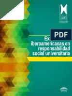 183 Experiencias Iberoamericanas en Responsabilidad Social Universitaria