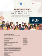 Informe Plan Accion Conjunto 2019