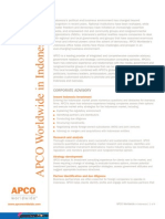 APCO - Indonesia_Brochure