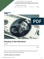 Monetary or Non-Monetary_ - CPDbox - Making IFRS Easy