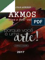 AKMOS - CATALOGO JULIA - FLIP 2018