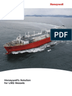 Honeywell IAS for LNG Carrier Brochure