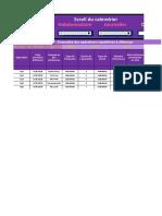 Planning Periodique Sans Vba