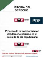 Transformacion Del Derecho Peruano S16.s1