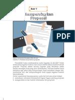 3.12 Menentukan Informasi Penting Yang Ada Dalam Proposal Kegiatan Atau Penelitian Yang Dibaca