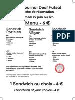 sandwichs hamburger