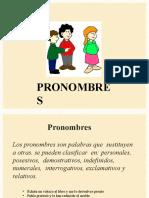 PRONOMBRE sec