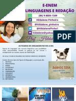 FIGURAS DE LINGUAGEM NO DIA A DIA_HILDALENE PINHEIRO