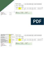 Cálculo de Suministros - Grava y Accesorios