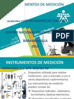 05. Instrumentos de Medición Elementos y Características