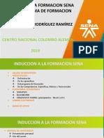 00. INDUCCION FORMACION SENA 2019
