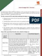 MPA Union Budget Preview_26 Feb 2011