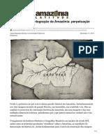 amazonialatitude.com-Incorporação e integração da Amazônia perpetuação da colonialidade
