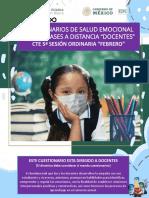 ?♾️Docentes Cuestionario salud emocional César Benavides.pdf · versión 1