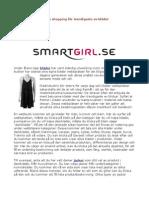 Online shopping för trendigaste av kläder