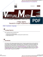 WT Virtual Math Lab