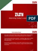 Zuni Presentation