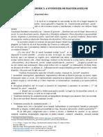 Referat -  Etica Si Integritate Academica