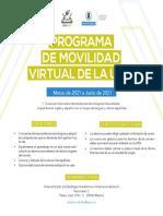 Folleto Virtual Mobility - SP2021
