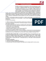 Seminar 7 - Criterii de performanta