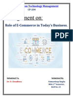 Assignment on E-commerce Cp 204.pdf