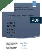 Arquitectura-paleocristiana