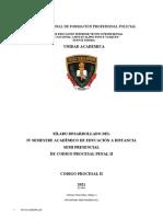 Sílabo Final Código Procesal Penal II.docx