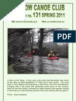 Newsletter 131 Spring 2011.01