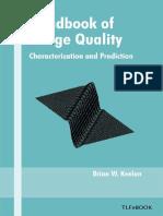 Electro Optics - Handbook of Image Quality 2002-Marcel Dekker