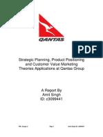 FM - Marketing Qantas