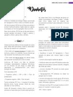 Resumo do amor - Diabetes pdf-editado