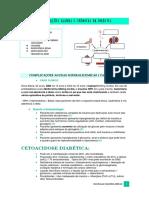 COMPLICAÇÕES AGUDAS E CRÔNICAS DA DIABETES pdf