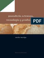 Xavier Barriga_ Panaderia Artesana. Tecnologia y Producc