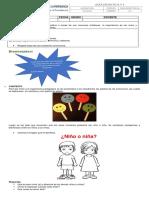 #1 Sociales Guías de Aprendizaje 2021