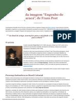 Análise da imagem _Engenho de Itamaracá_, de Frans Post