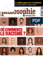 Philosophie Magazine France - Avril 2020
